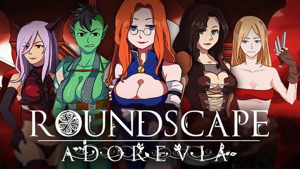 Red Dakkar - Roundscape: Adorevia (Update) Ver 0.9.8