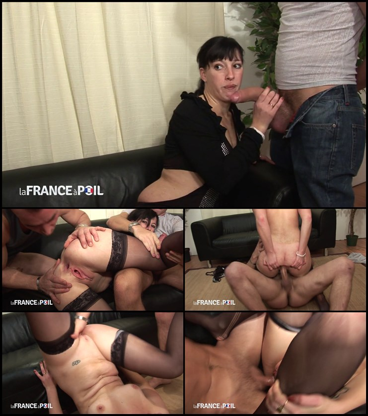French casting 22b brunette and blonde lesbians fisting dom 8