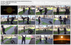 MAGYAR MISTRESS MIRA: THE WARRIOR SISTER - FATAL BLUNDER : HIGH KICKS (HD)