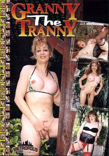 Granny The Tranny (2005) - TS Donna Metricks