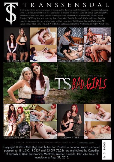 TS Bad Girls (2015) - TS Tiffany Starr