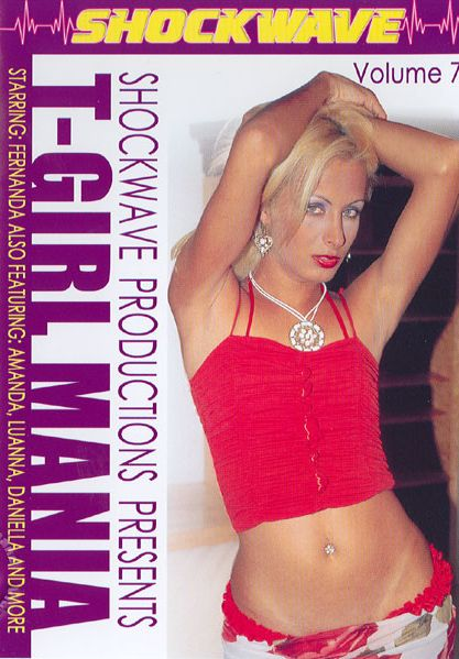 T-Girl Mania 7 (2007) - TS Daniella