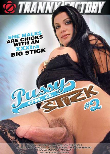 Pussy On A Stick 2 (2013) - TS Karolina Gaucha