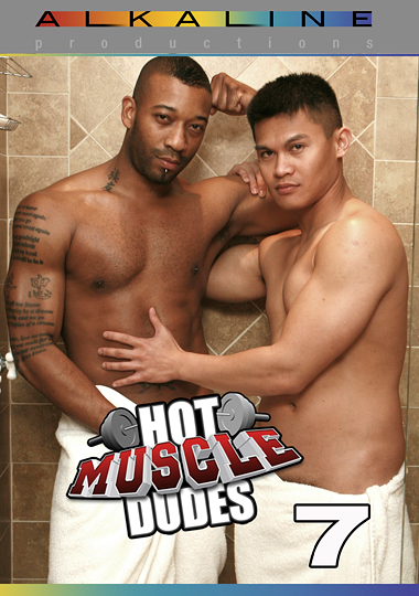 Hot Muscle Dudes 7 (2015) - Gay Movies