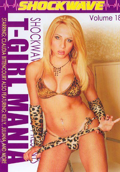 T-Girl Mania 18 (2007) - TS Claudia Bittencourt