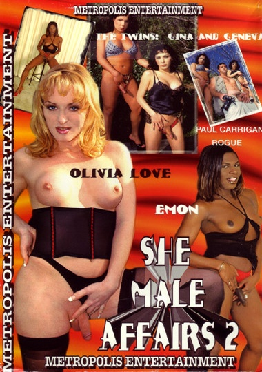Shemale Affairs 2 (2000) - TS Olivia Love