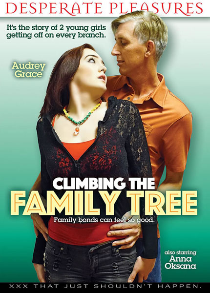 Climbing The Family Tree (2015) - Anna Oksana