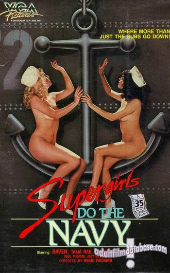 Supergirls Do The Navy (1984) - Taija Rae
