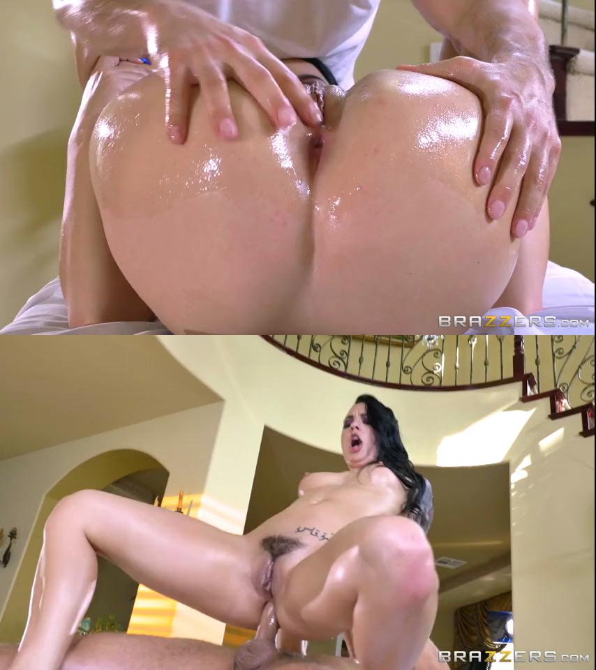 Anal Sex With Rachael Madori _2015_ Anal_Work Fantasies_Natural Tits_Black Hair_Oil_Blowjob POV_Massage__cover,