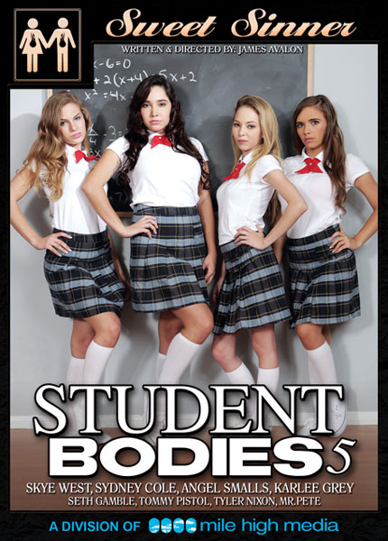 Student Bodies 5 (2015) - Sydney Cole