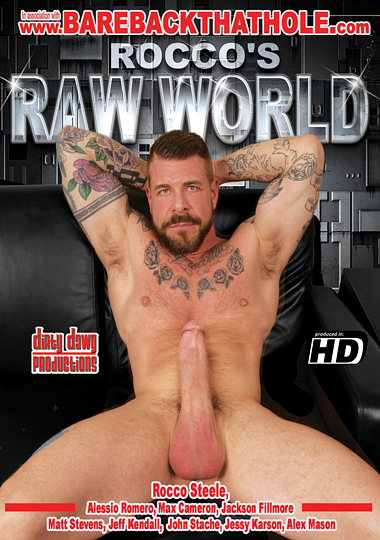 Rocco's Raw World (2015) - Gay Movies