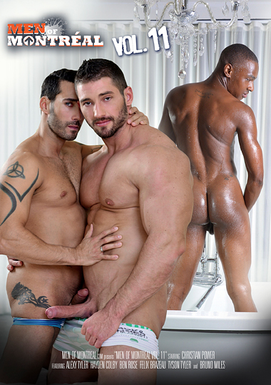 Men Of Montreal 11 (2015) - Gay Movies