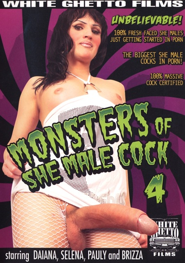 Monsters of She Male Cock 4 (2008) - TS Selena