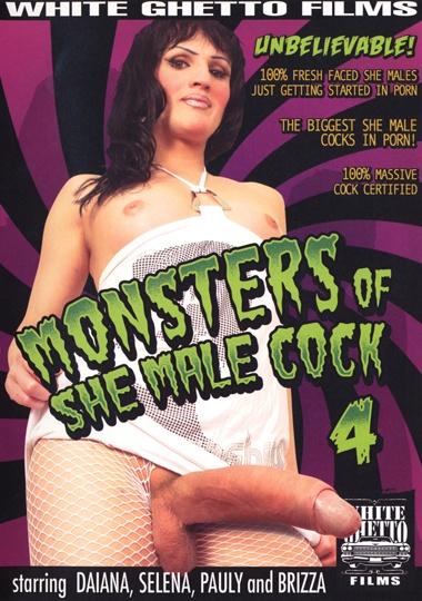 Monsters of She Male Cock 4 (2008) - TS Selena