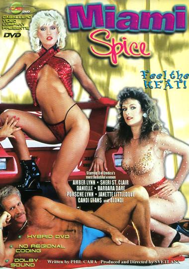 Miami Spice 1 (1986) - Amber Lynn
