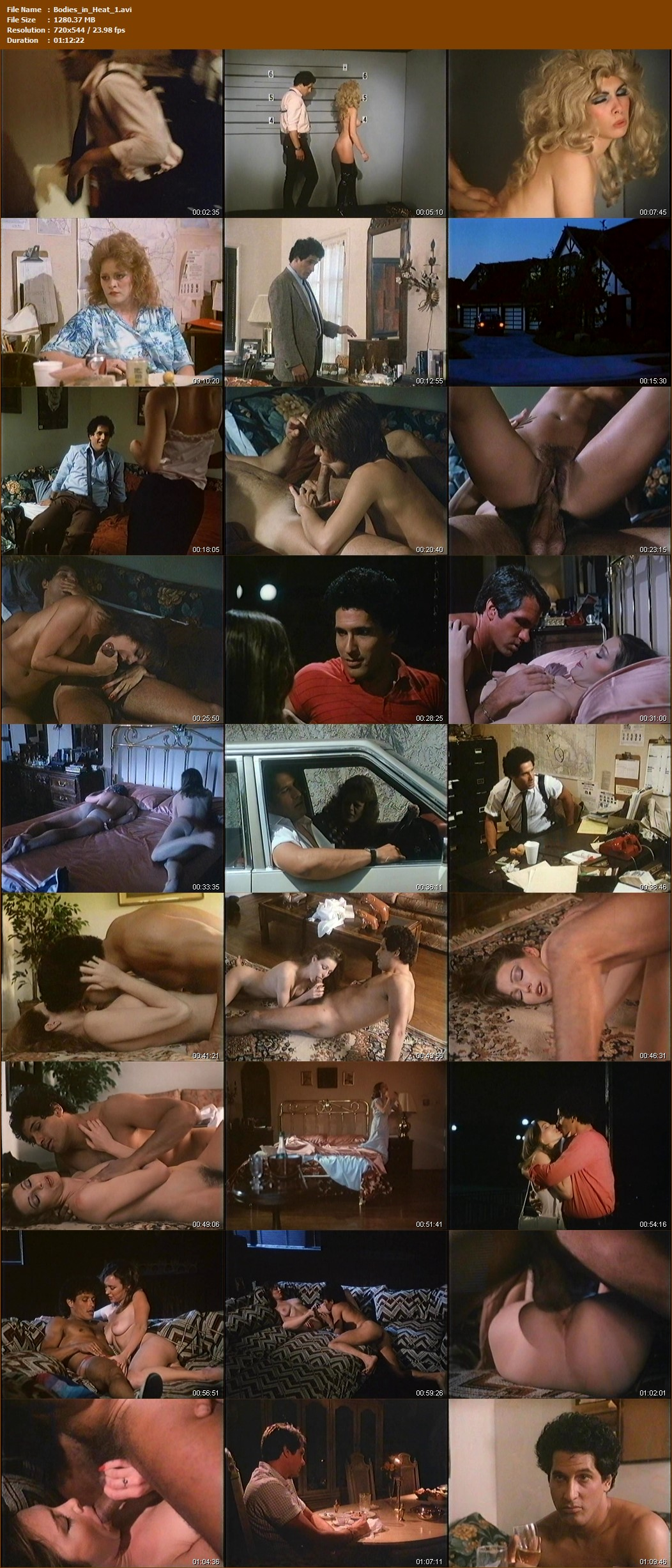 Bodies in heat 2 1989 long nails 4