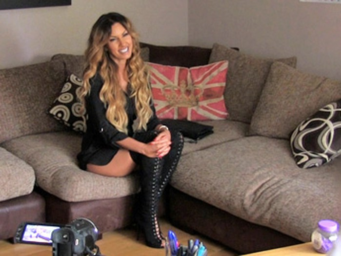 Fakeagentuk tight pussy essex chick returns for 2nd casting 10