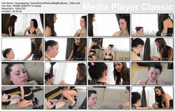 Hunt Erotic: Faceslapping - By Domina Diana Sky And Her Slave Patricia Big Blue Eyes
