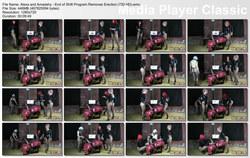 Brat Princess 2: Alexa and Amadahy - End of Shift Program Removes Erection (720 HD)