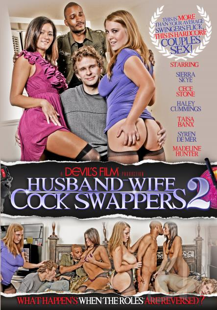 Husband Wife Cock Swappers 2 (2015) - Bisexual