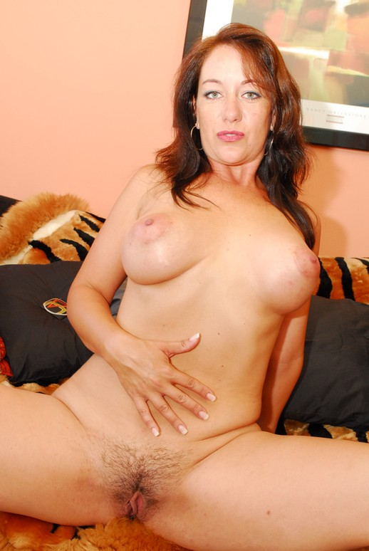 Sandy is a horny older slut who really