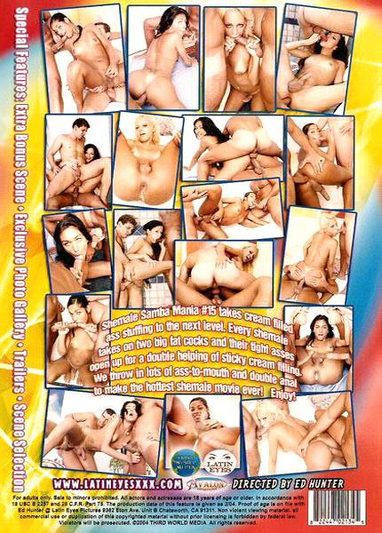 She Male Samba Mania 15 (2004) - TS Bianca Carvalho