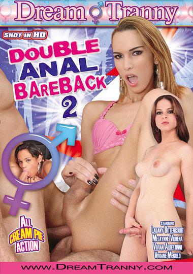 Double Anal Bareback 2 (2014) - TS Vivian Albertinni