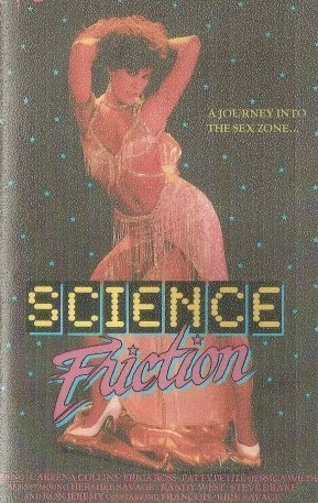 Francois papillon science friction 1986