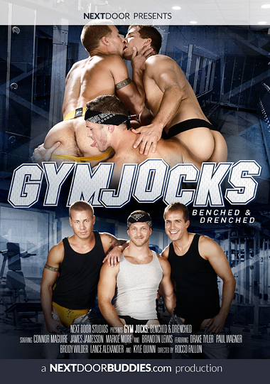 Gym Jocks - Benched And Drenched (2015)