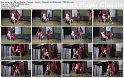 Brat Princess 2: Jennifer and Sasha - The Last Unicorn is Captured and Ballbusted (1080 HD)
