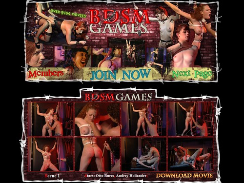 BDSMGames.com - 10 Videos - 3.12 GB
