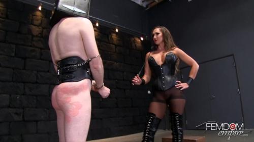 Bondage slaves useless screams of pain from a bdsm factory