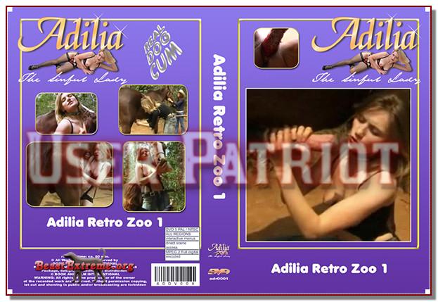 Adilia - Adilia Retro Zoo 1