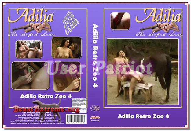 Adilia - Adilia Retro Zoo 4