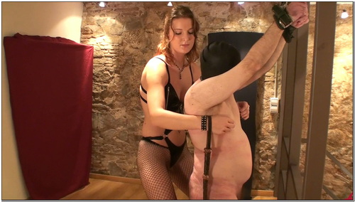 Hanged And Punished Female Domination