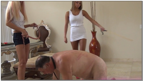 Big Boy Beatdown Female Domination