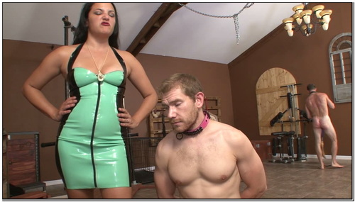 Severe Paddling Is Your Punishment Female Domination