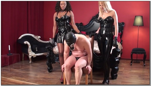 The Milked Slave Cover Female Domination