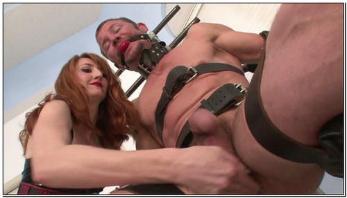Helpless Balls 2 Female Domination