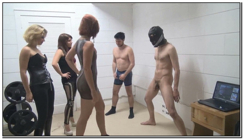 The Newbie Slave Experience Female Domination