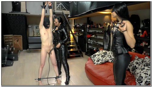 The Dance Of Pain Female Domination