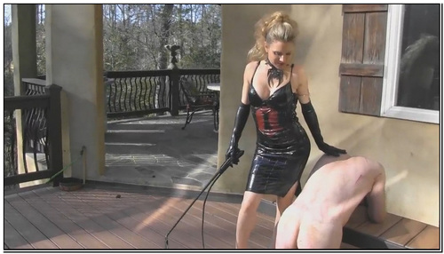 Broken Under My Whip Female Domination