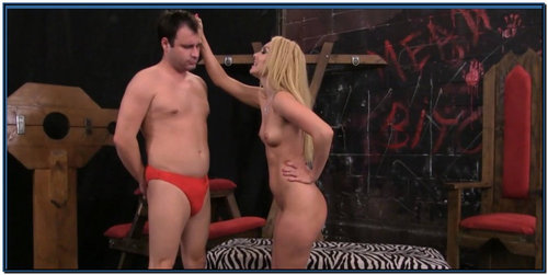 Aaliyah And Marcelo Female Domination