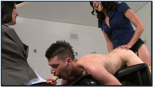Cruel Double Torture Female Domination