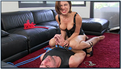 Extreme Nipple Torture Female Domination