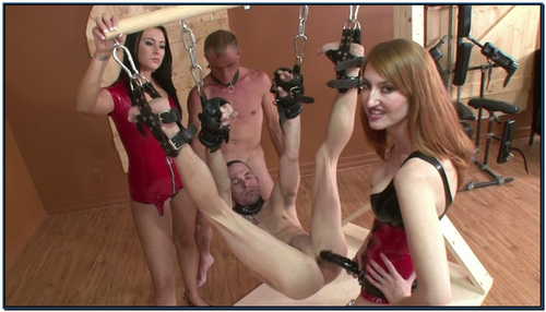 Fuck Fest For Cock Slut Female Domination