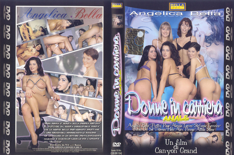 Donne in Carriera Anale (2001)