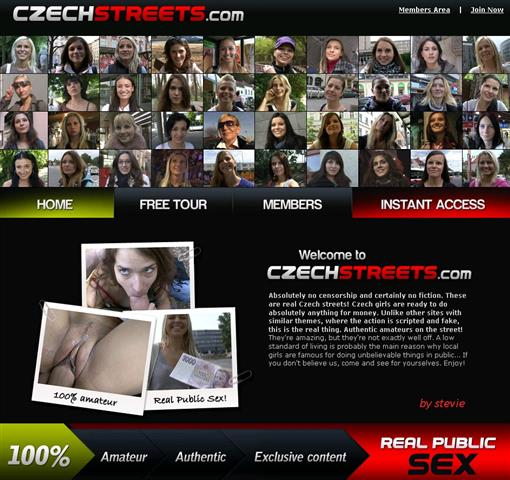 CzechStreets Siterip Cover