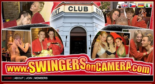 Swingers On Camera Siterip Cover