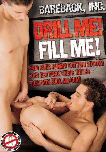 Drill Me Fill Me  Cover
